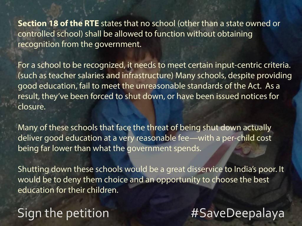 Save Deepalaya